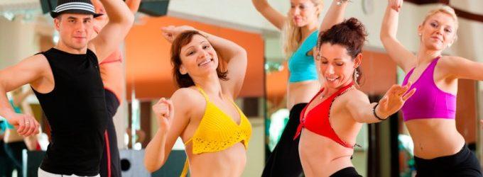 Zumba fitness             all'aria aperta