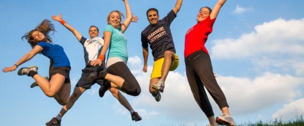 l'attività fisica fa bene alla salute ed alla mente